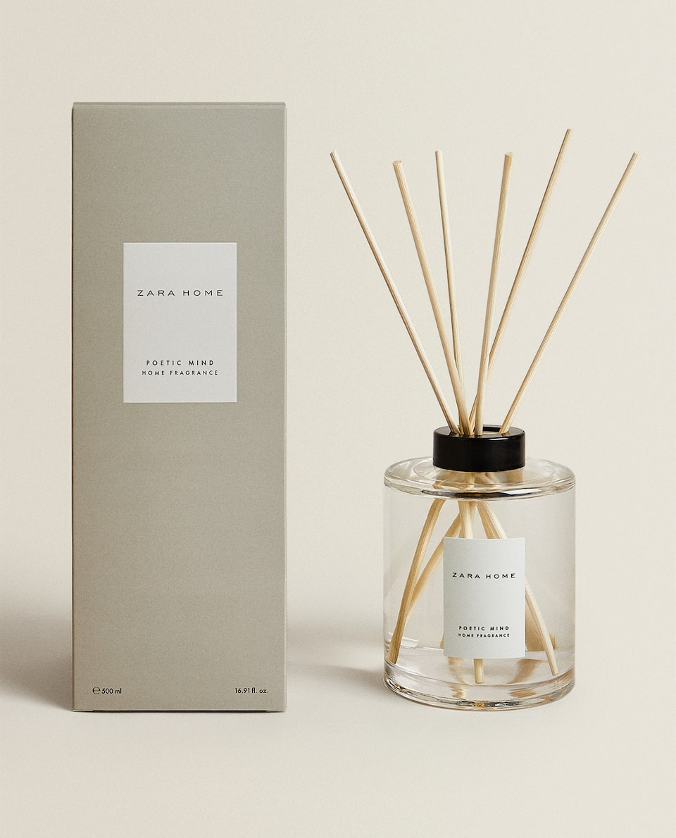 (500 ML) POETIC MIND REED DIFFUSER