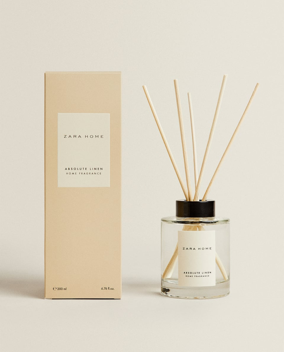 (200 ML) ABSOLUTE LINEN REED DIFFUSER