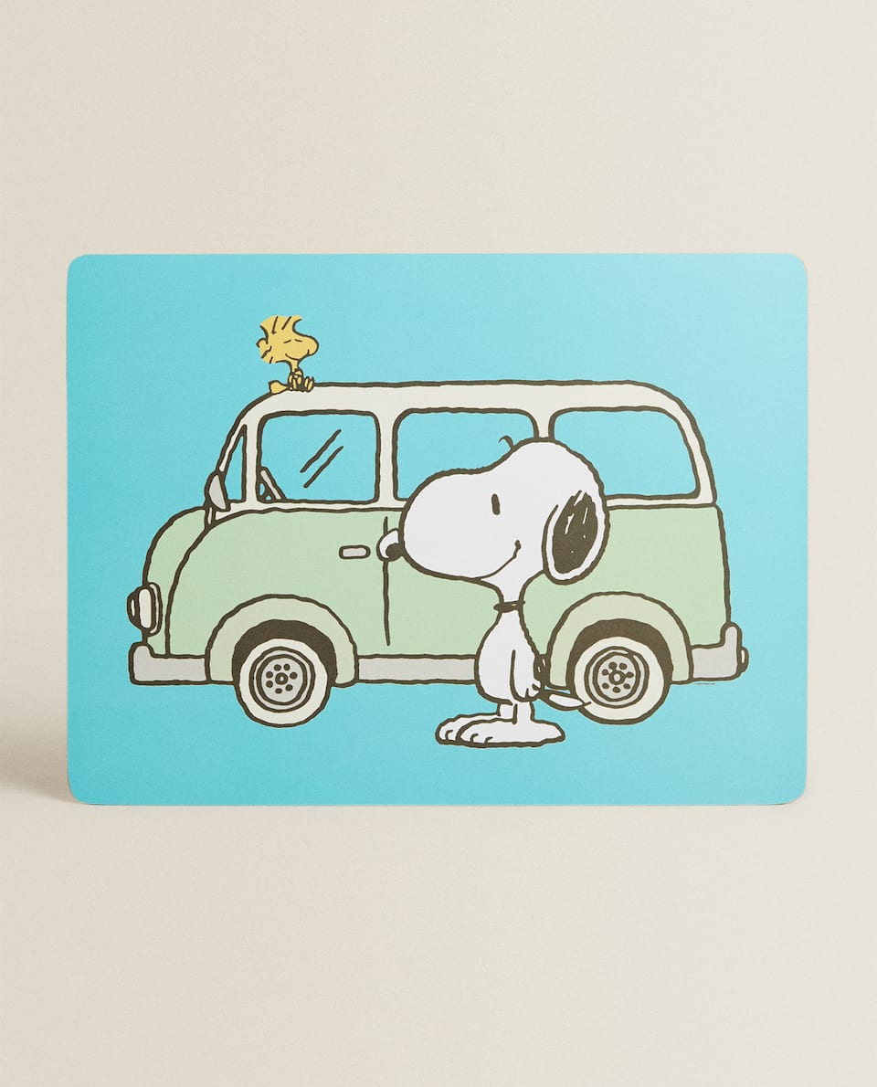 SNOOPY CORK PLACEMAT
