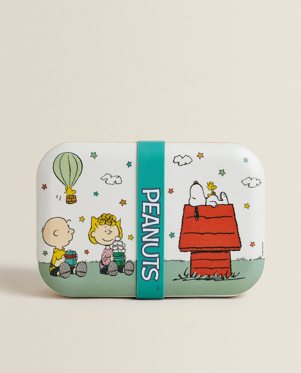 SNOOPY MELAMINE LUNCH BOX
