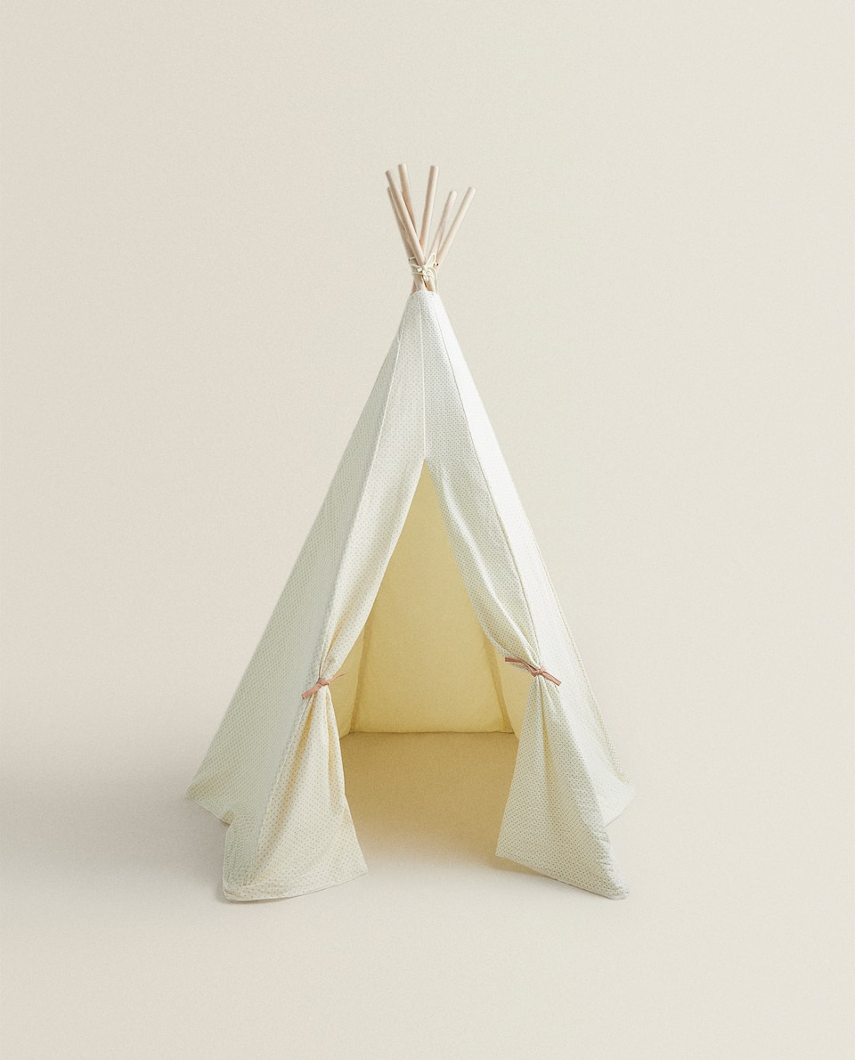 GLOW-IN-THE-DARK TEPEE