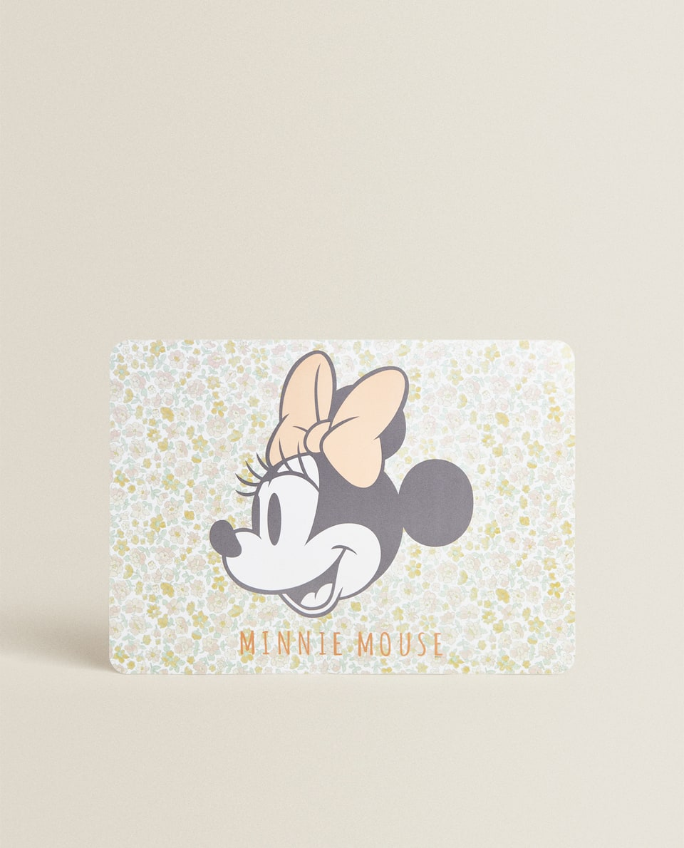 MINNIE MOUSE PLACEMAT