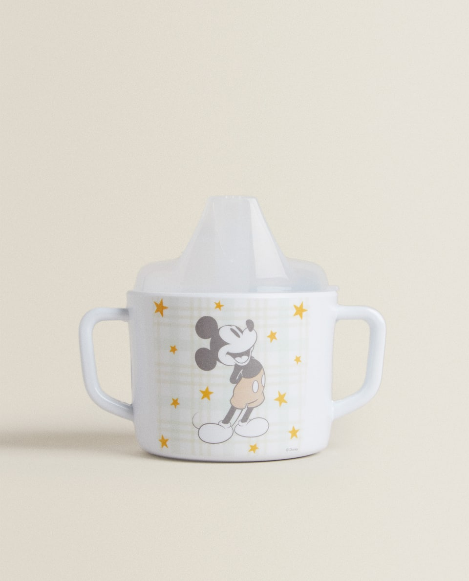 MICKEY MOUSE TUMBLER WITH SPOUT