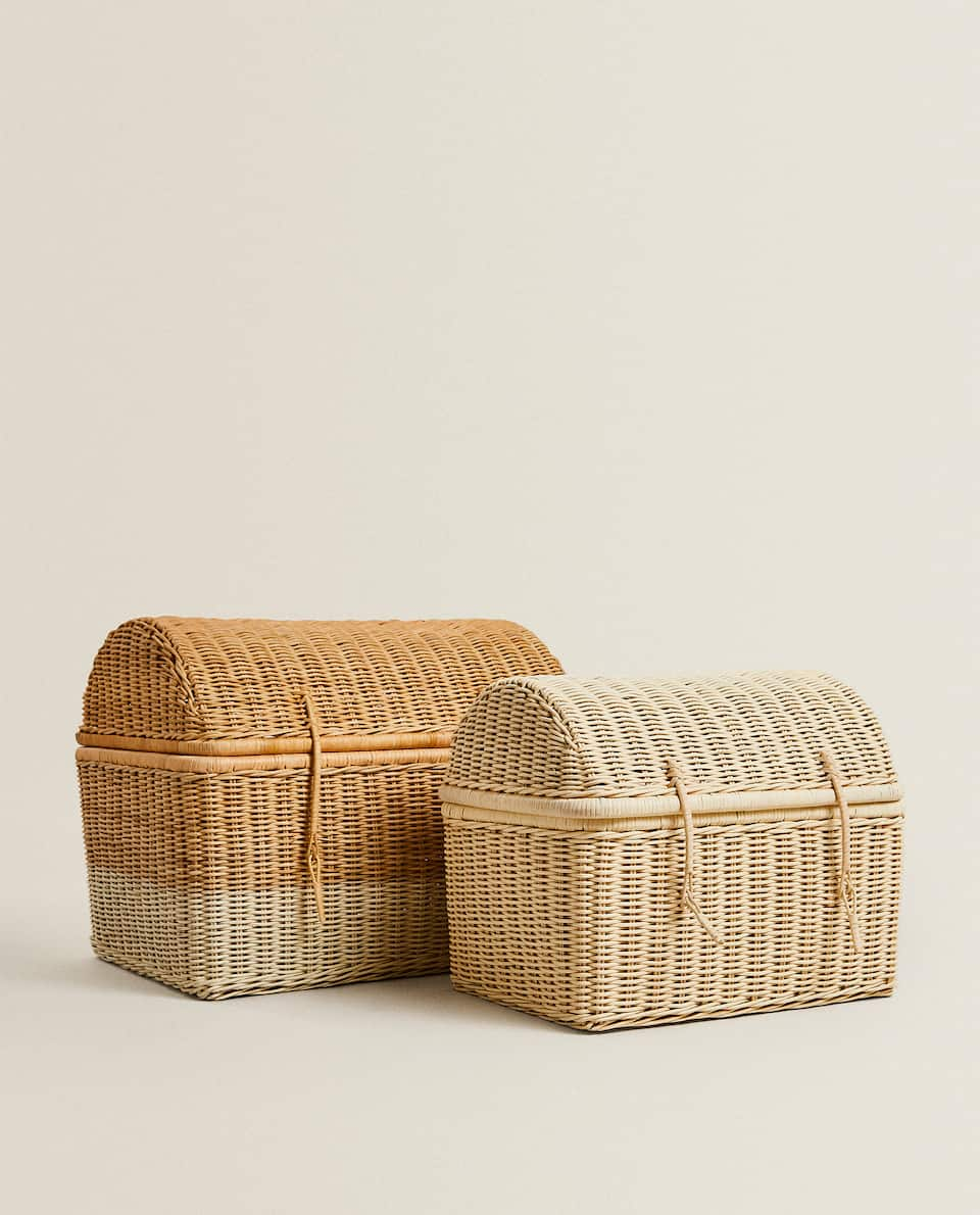 BASKET CHEST