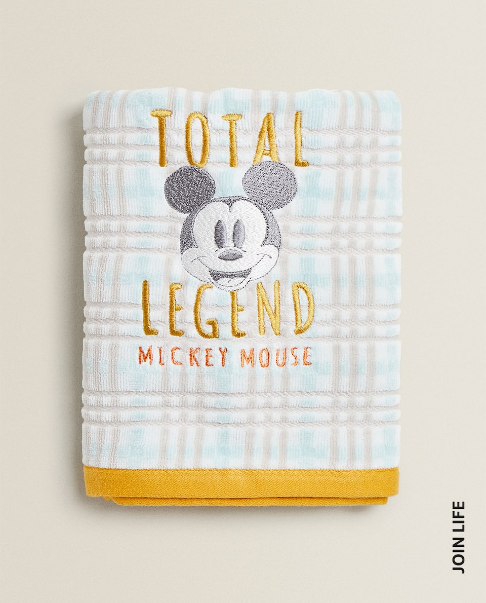 TOALLA BORDADO MICKEY