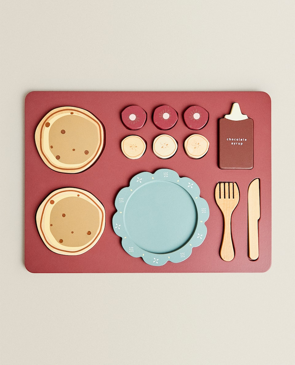 TOY PANCAKE SET
