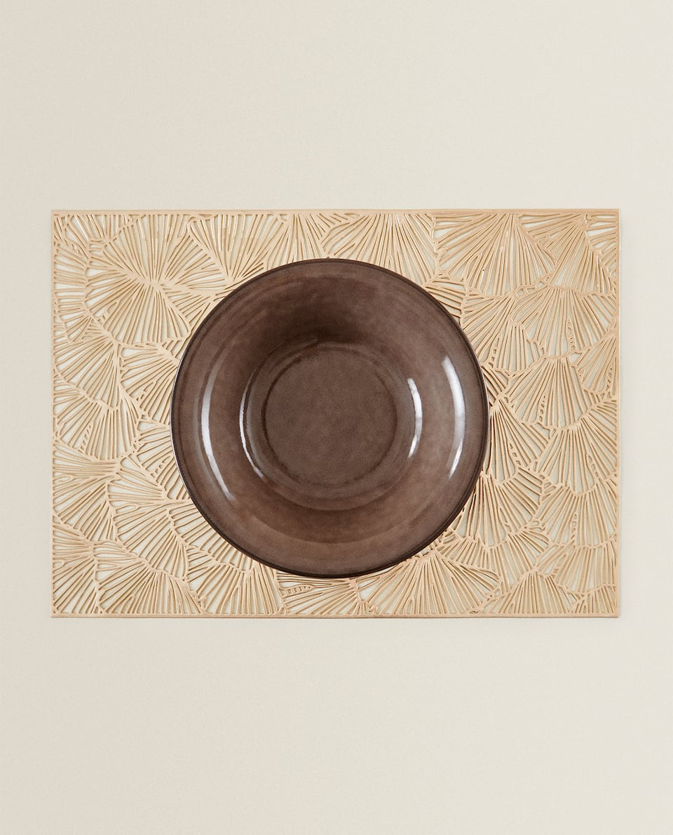 GINKGO FLOWER PLACEMAT