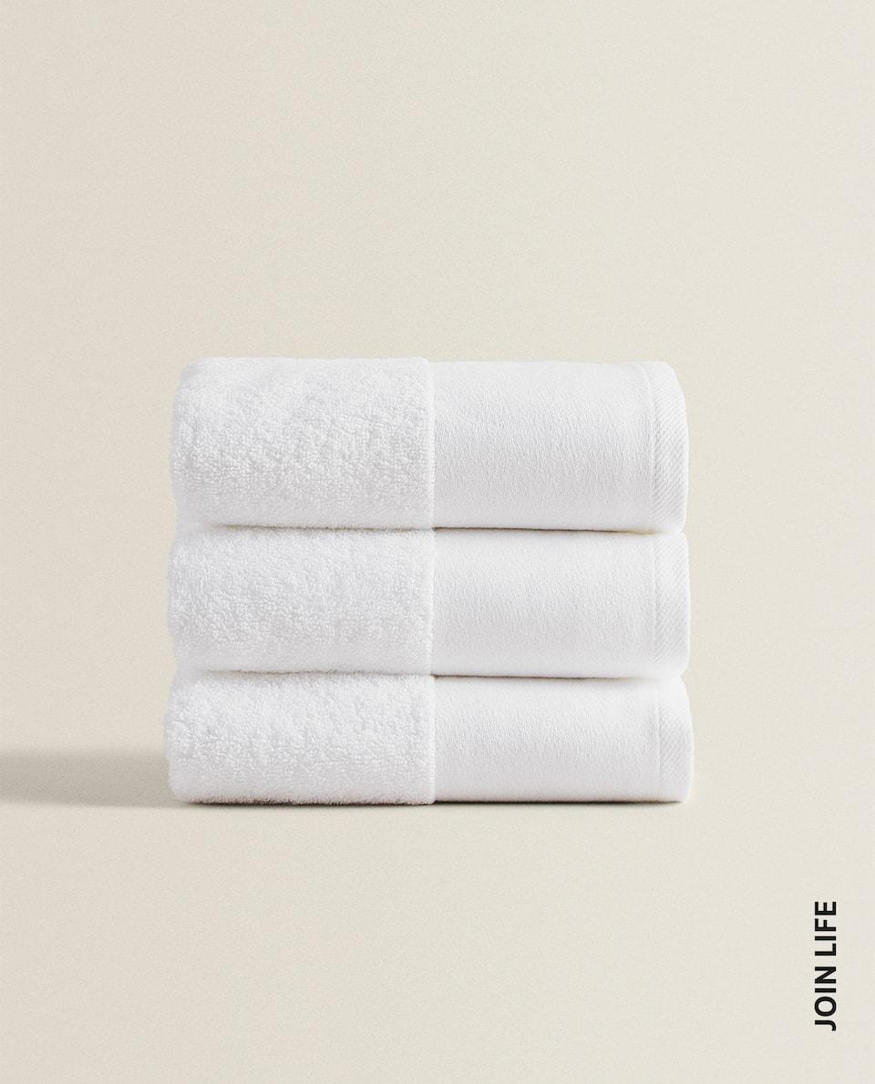CUSTOMISABLE COTTON HAND TOWEL