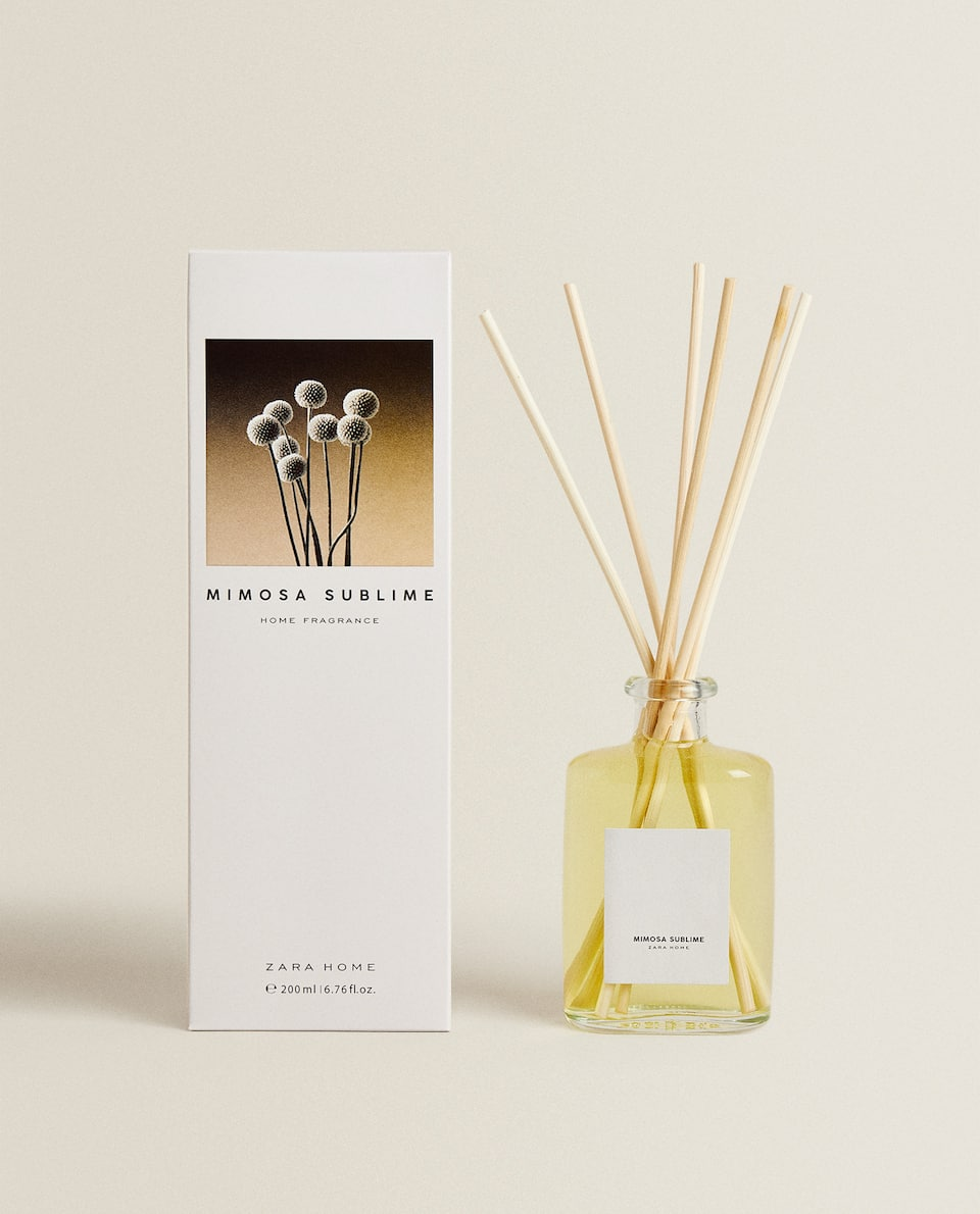 (200 ML) DIFUSOR EN STICKS MIMOSA SUBLIME