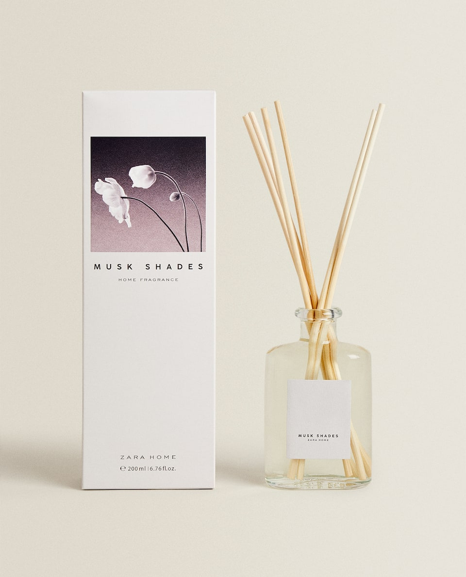 (200 ML) MUSK SHADES REED DIFFUSER
