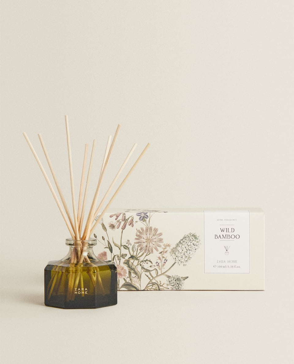 (100 ML) DIFUSOR EN STICKS WILD BAMBOO