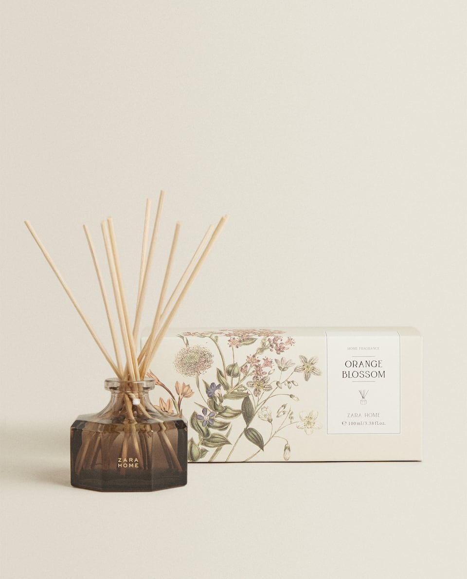 (100 ML) ORANGE BLOSSOM REED DIFFUSERS
