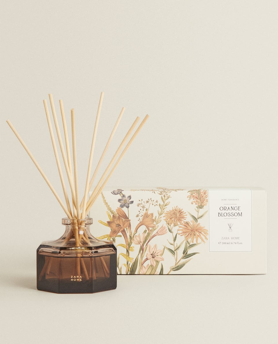(200 ML) ORANGE BLOSSOM REED DIFFUSERS