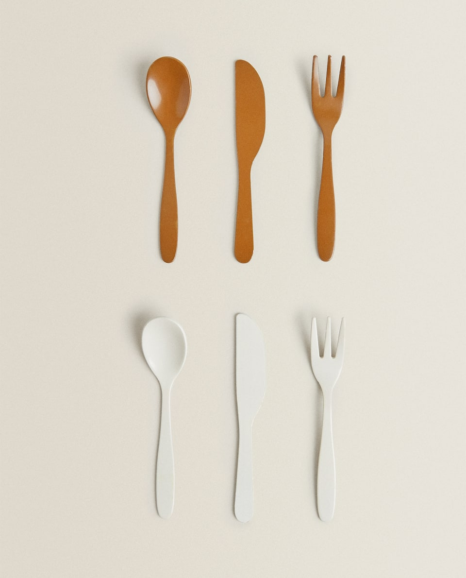 TOY CUTLERY SET