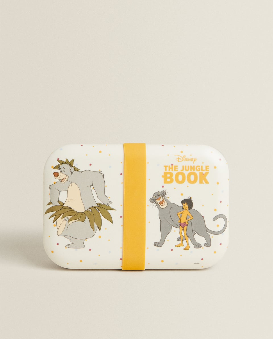 MELAMINE JUNGLE BOOK LUNCH BOX