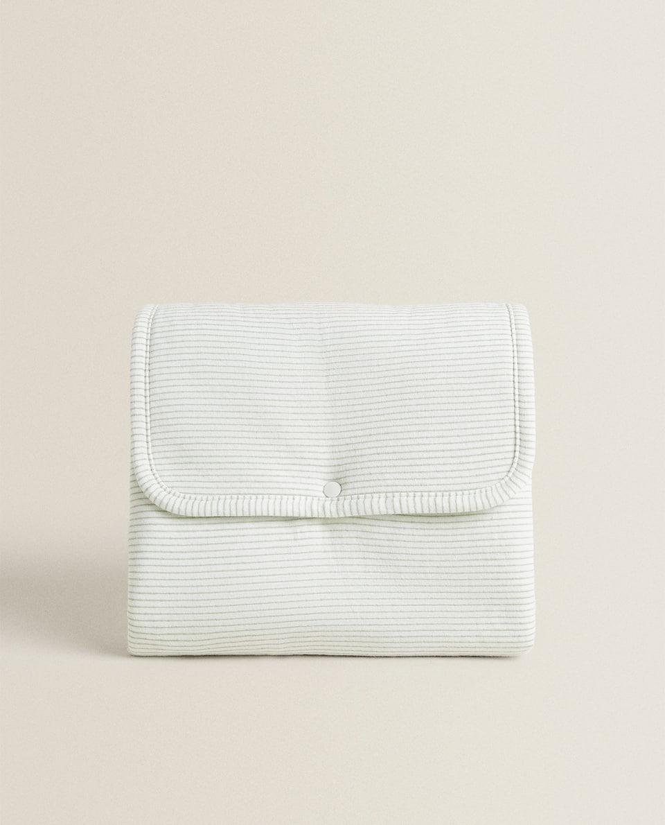 平紋棉布換尿布墊