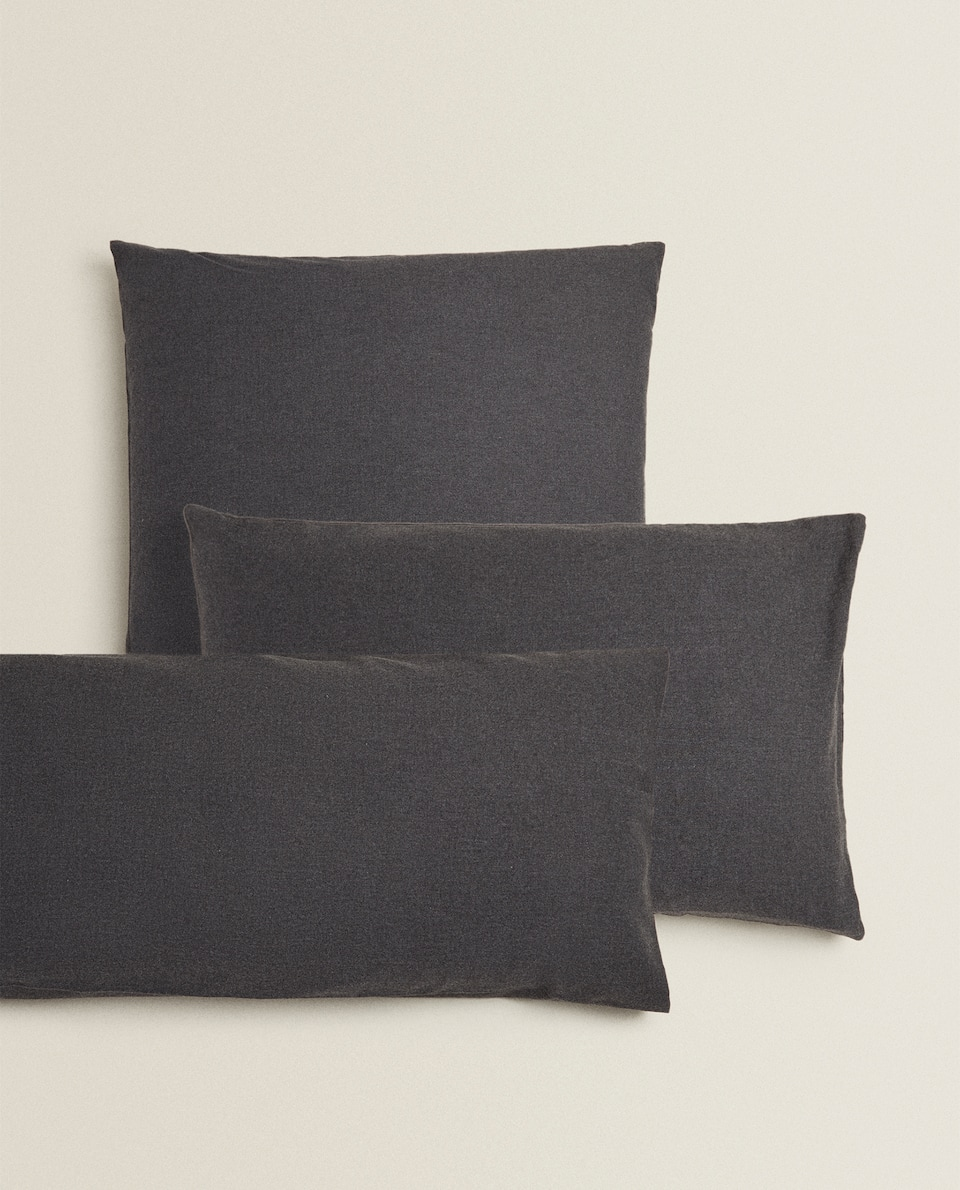HERRINGBONE PILLOWCASE