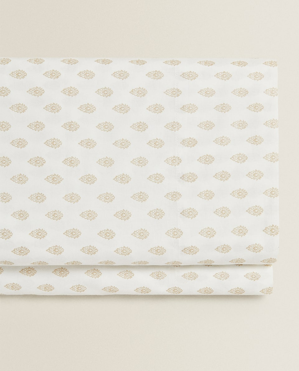 GOLDEN PRINT FLAT SHEET
