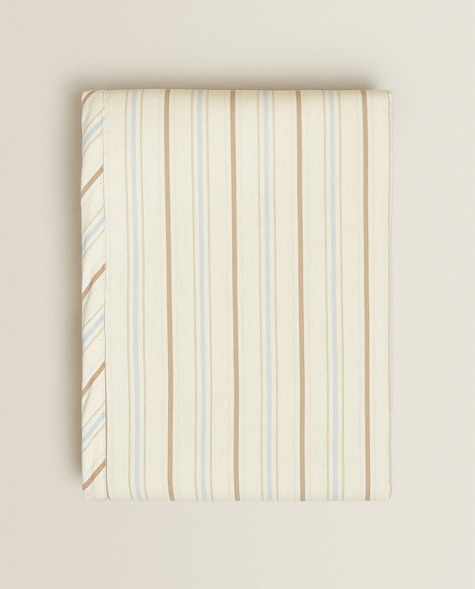 STRIPED IRONING BOARD COVER