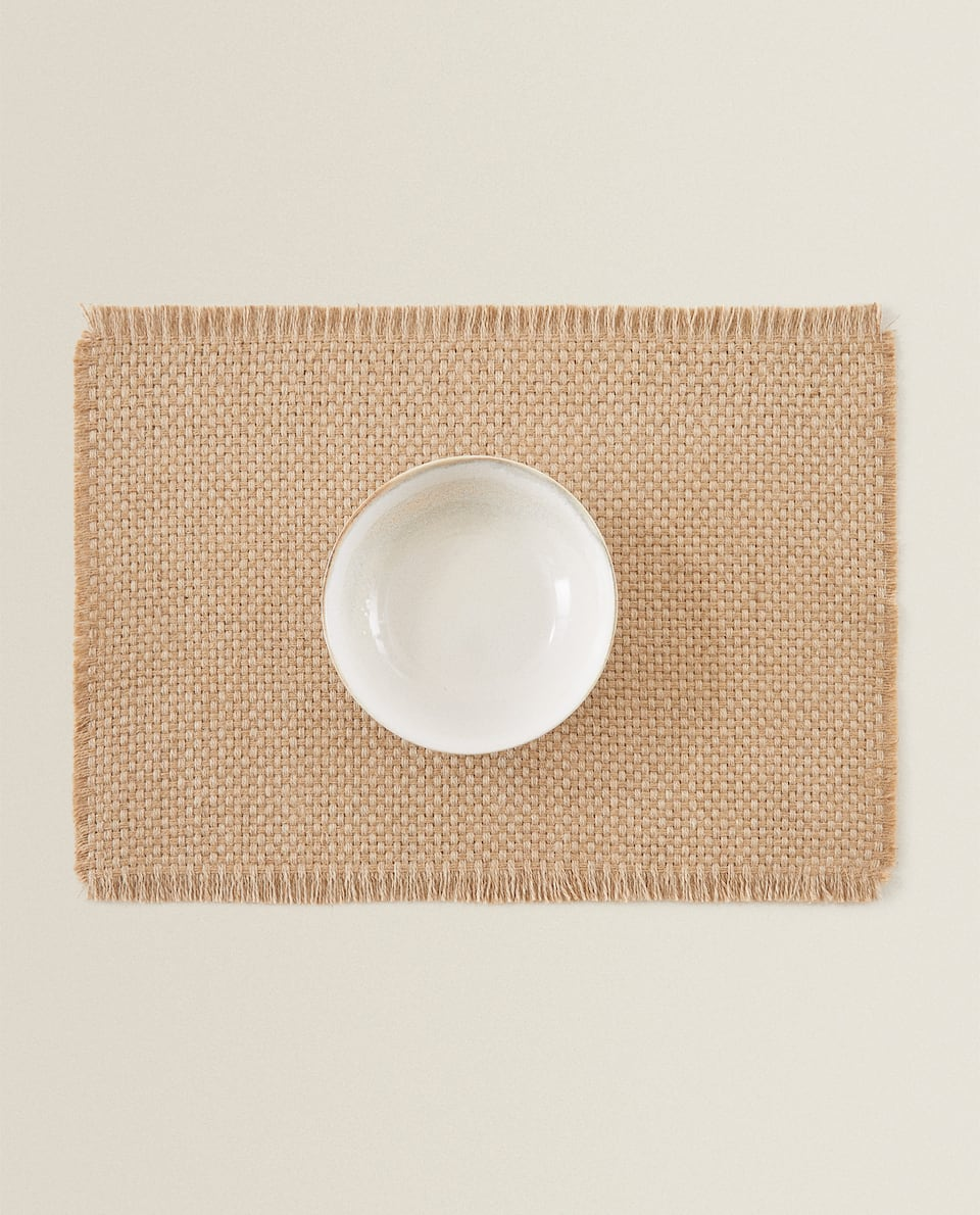 JUTE PLACEMAT (PACK OF 2)
