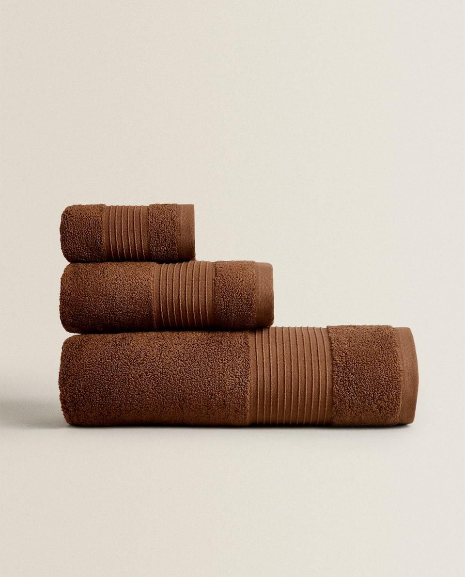 SOFT-TOUCH COTTON TOWEL