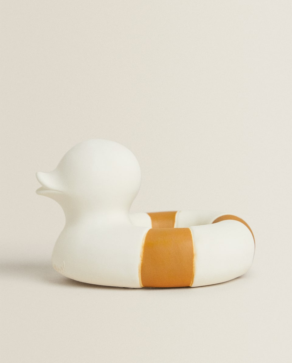 OLI&CAROL RUBBER DUCK TOY