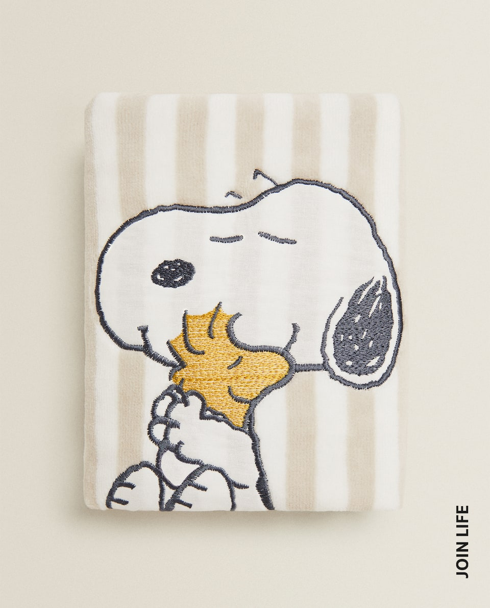 SNOOPY TOWEL