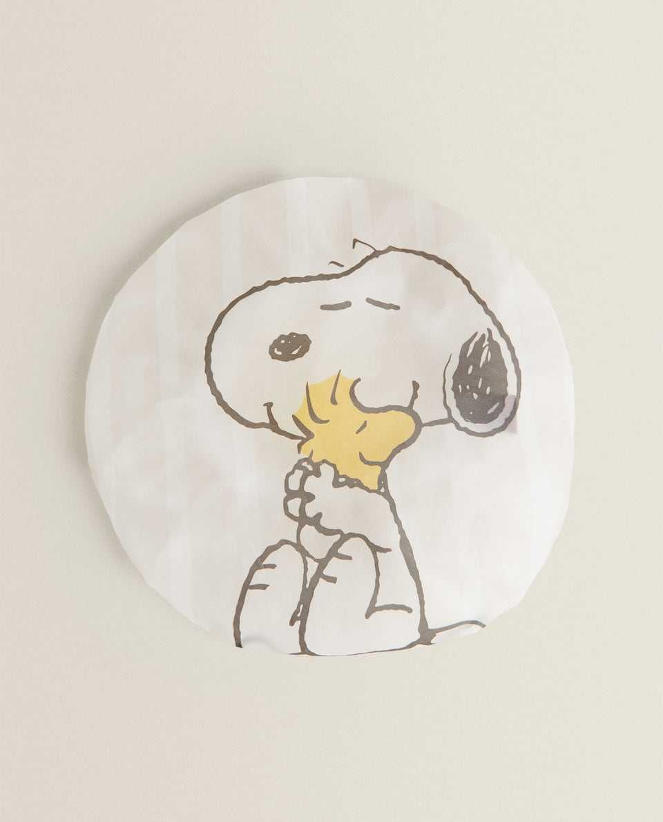 SNOOPY SHOWER CAP