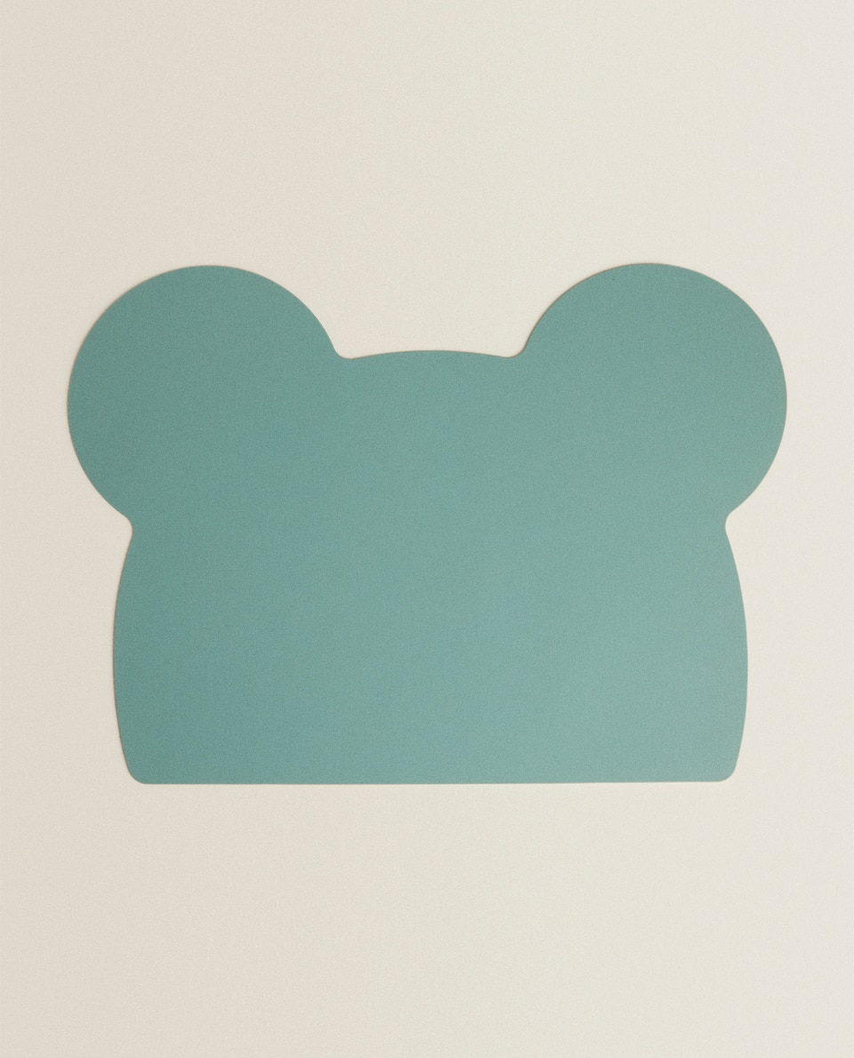 MOUSE SILICONE PLACEMAT