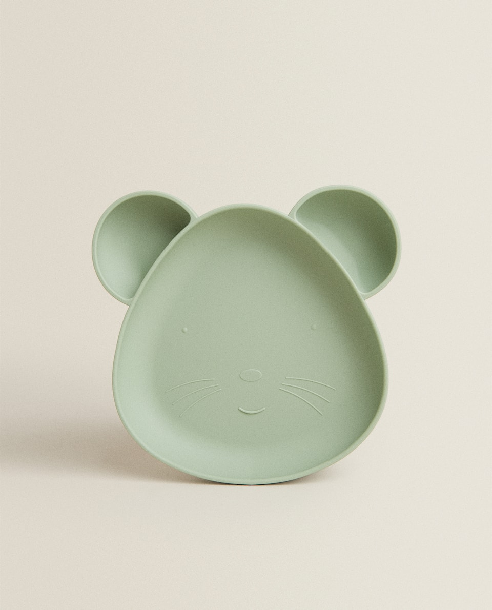 MOUSE SILICONE PLATE