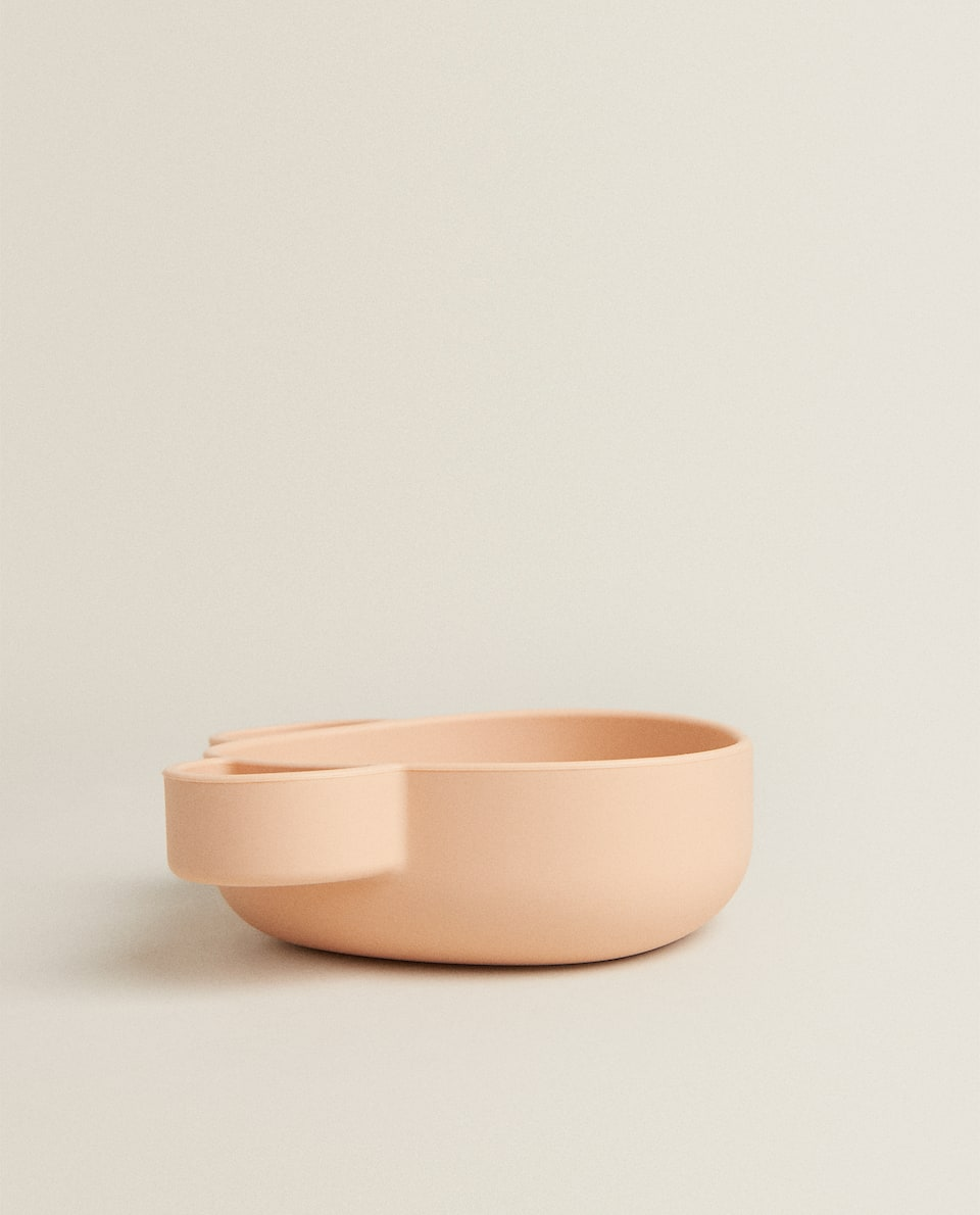 MOUSE SILICONE BOWL