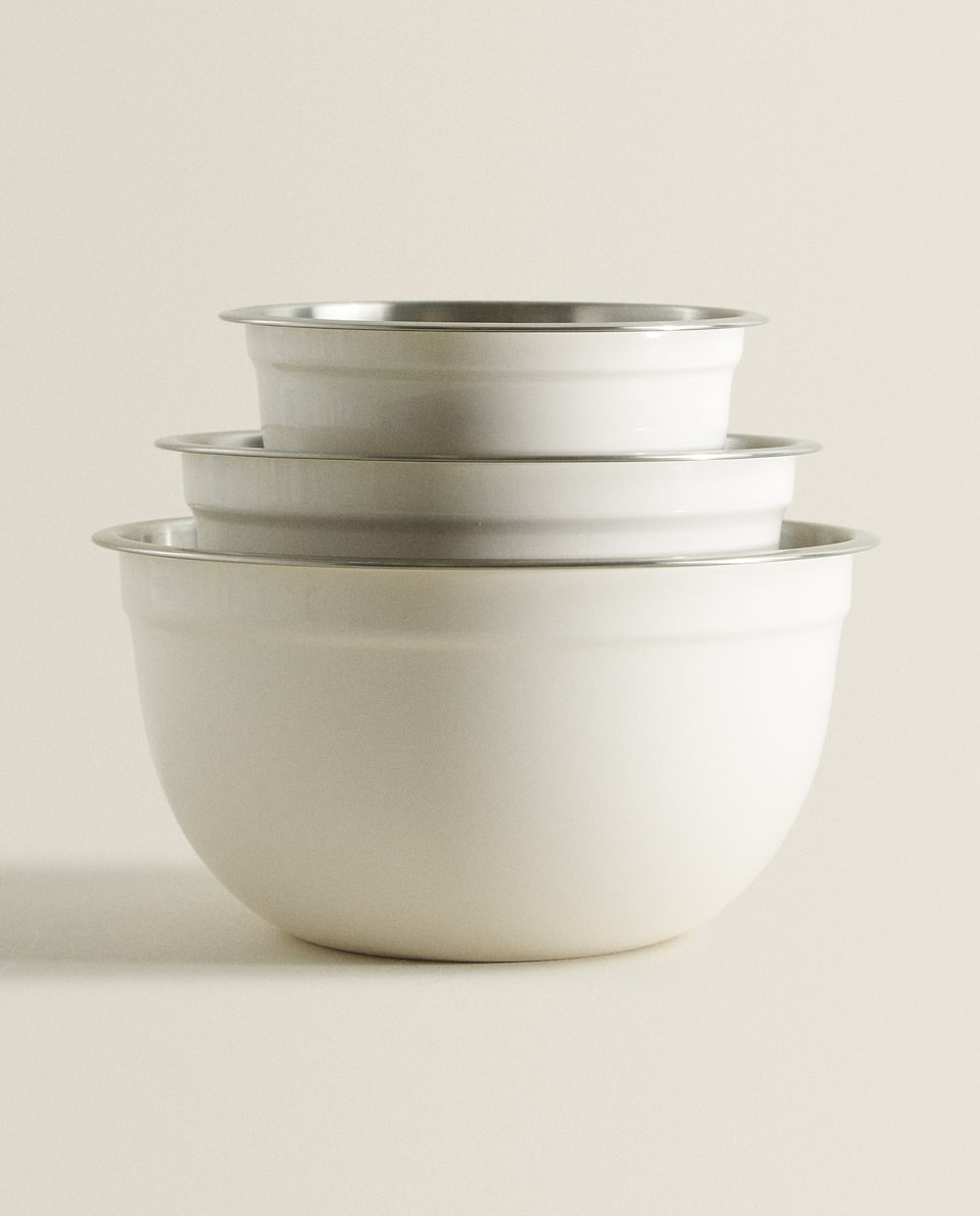STACKABLE MIXING BOWL