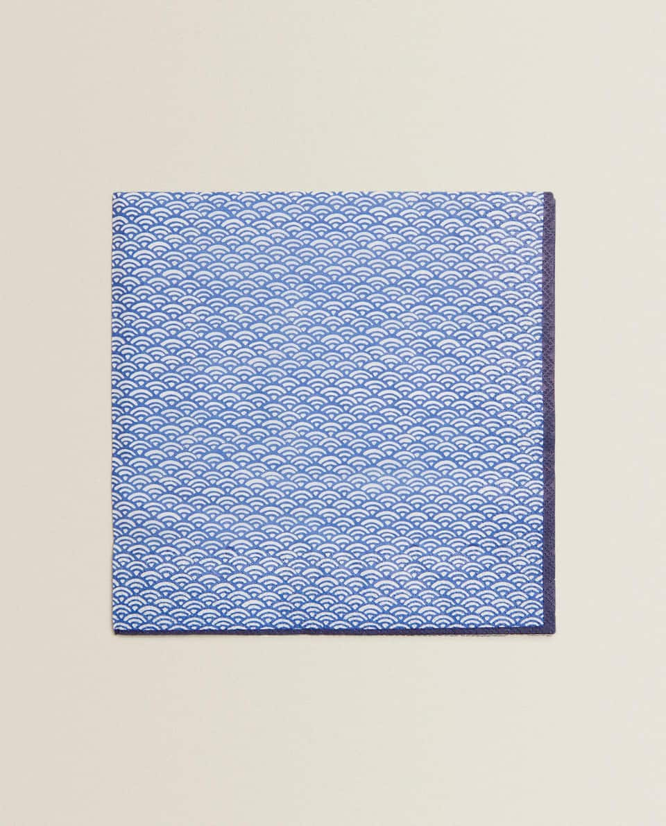PRINTED PAPER NAPKINS (PACK OF 20)