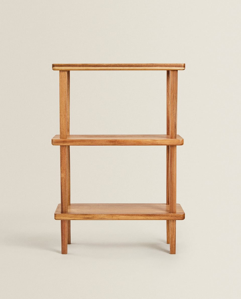 ACACIA WOOD SHELF