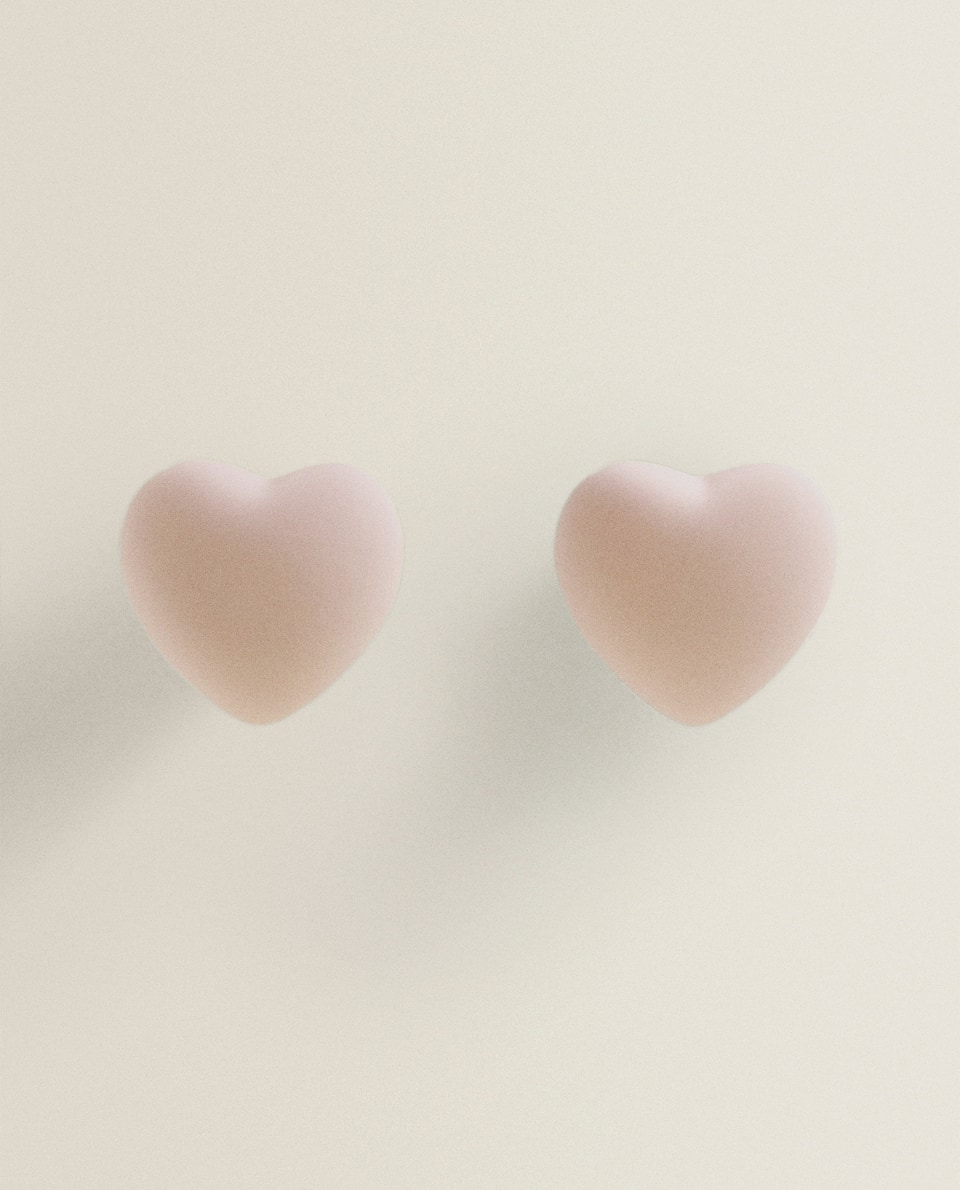HEART DOOR KNOB (PACK OF 2)