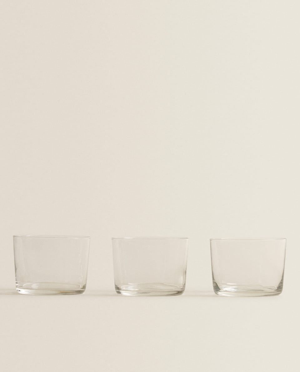 3-PACK OF WINE GLASSES