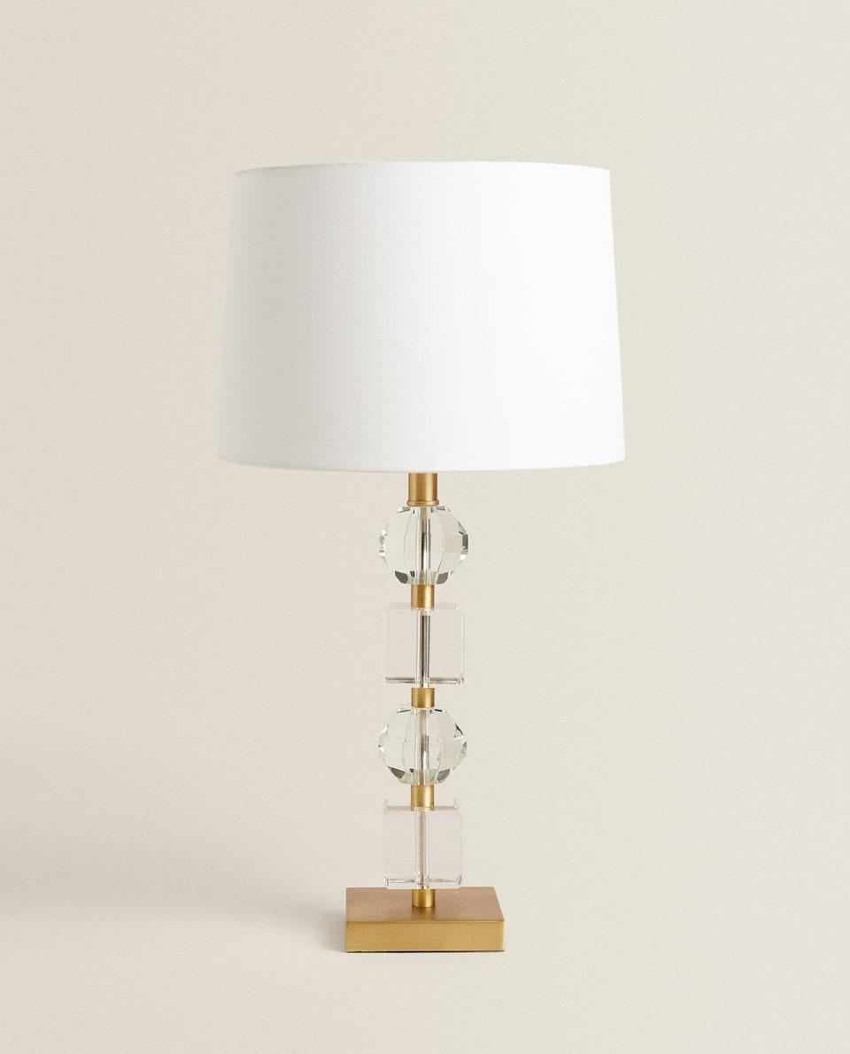 LAMPE VERRE