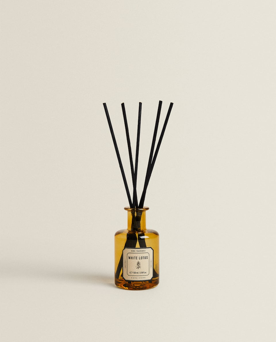 (100 ML) WHITE LOTUS REED DIFFUSER
