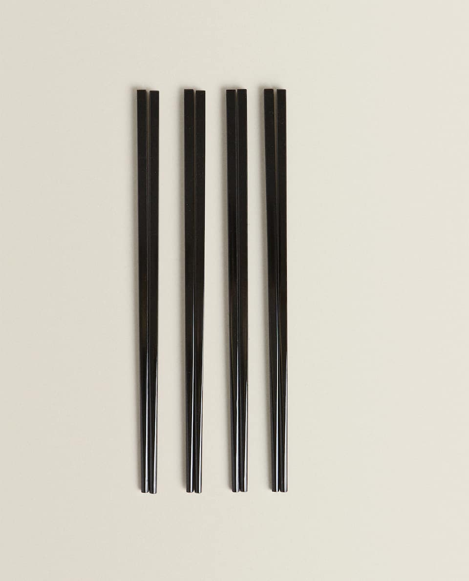 MELAMINE CHOPSTICKS (PACK OF 4)