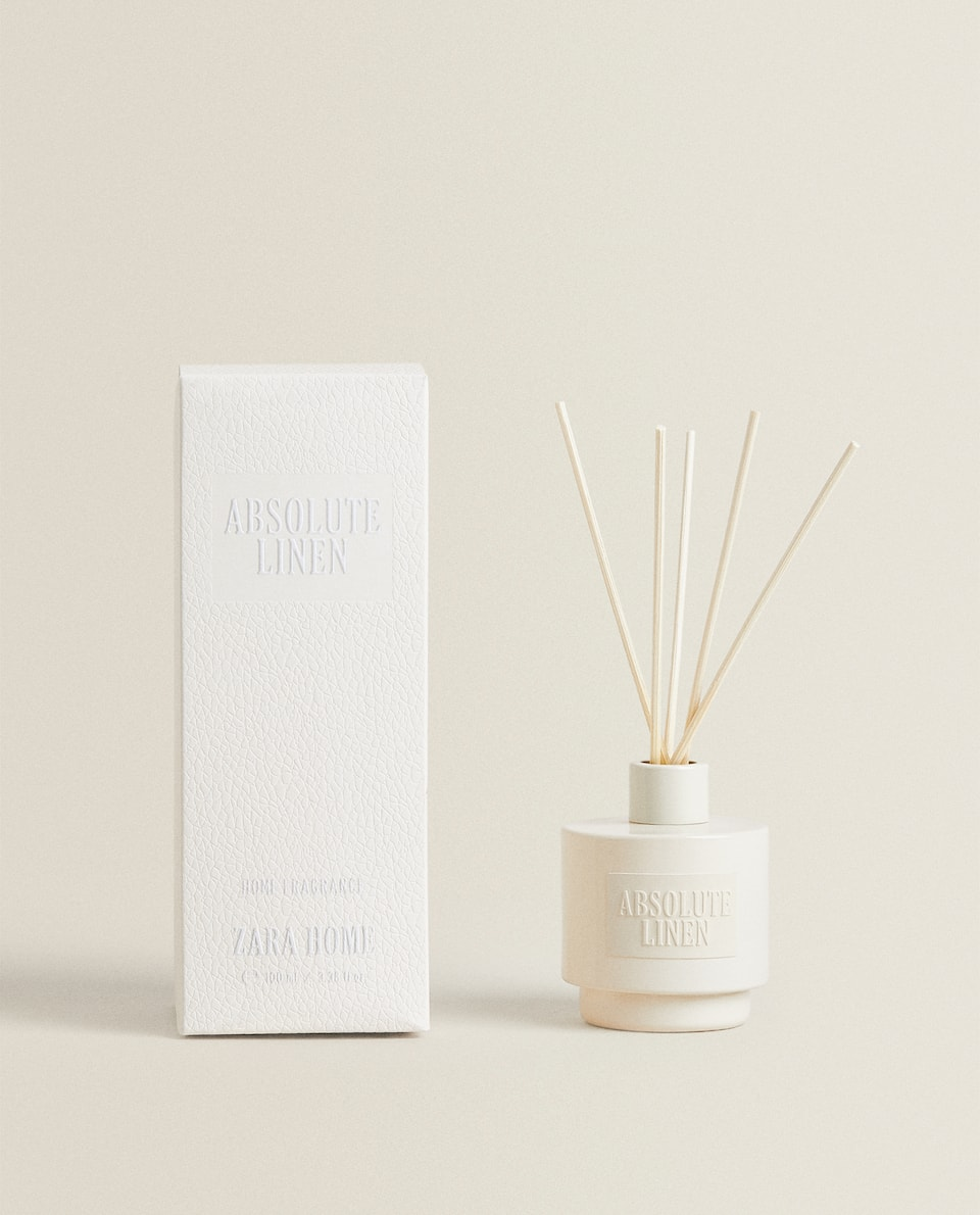 (100 ML) DIFUSOR EN STICKS ABSOLUTE LINEN