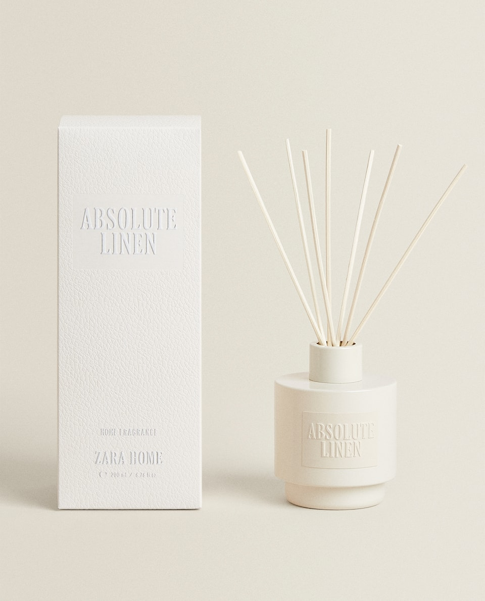 ABSOLUTE LINEN REED DIFFUSER (200 ML)