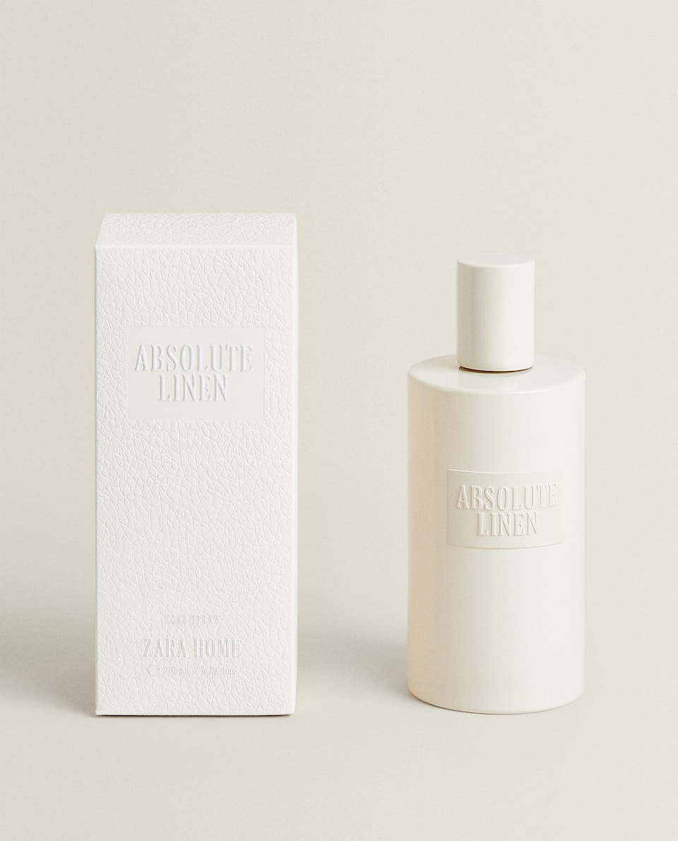 ABSOLUTE LINEN AIR FRESHENER SPRAY (200 ML)