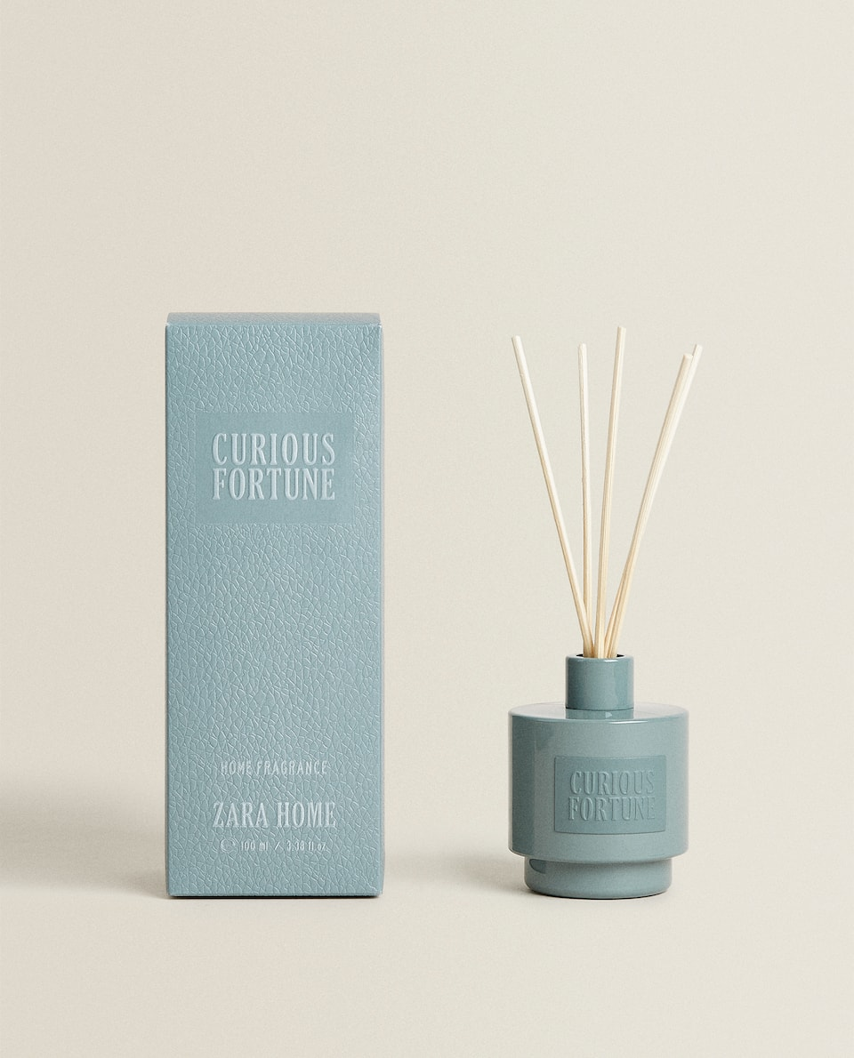 (100 ML) CURIOUS FORTUNE REED DIFFUSER