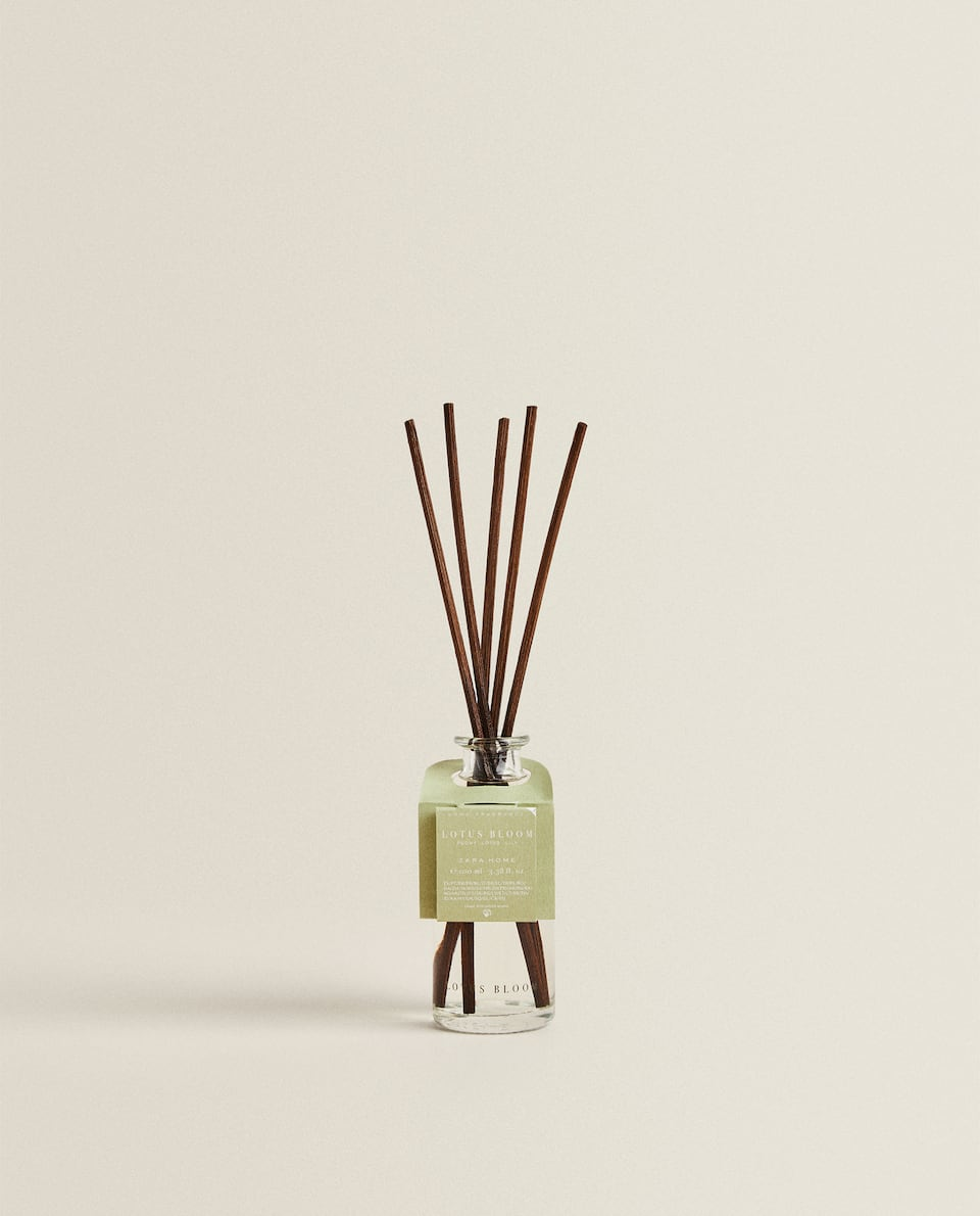 (100 ML) LOTUS BLOOM REED DIFFUSER