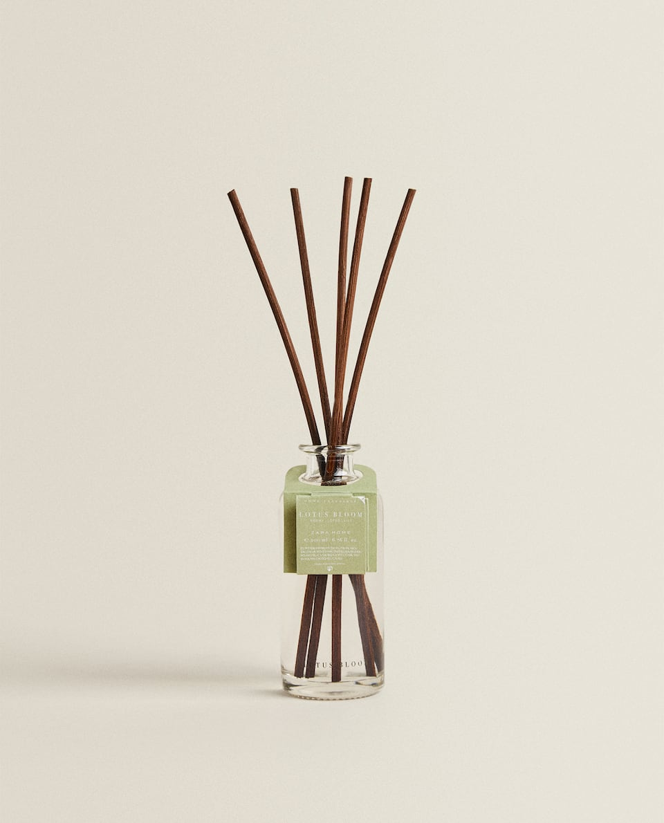 (200 ML) LOTUS BLOOM REED DIFFUSER