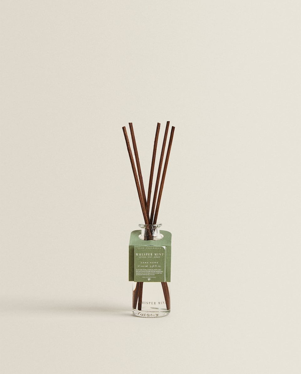 (100 ML) WHISPER MINT REED DIFFUSER