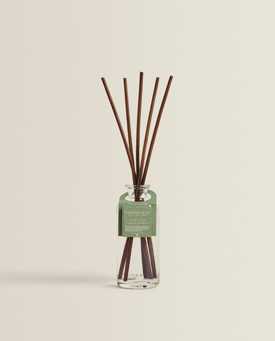 (200 ML) WHISPER MINT REED DIFFUSER