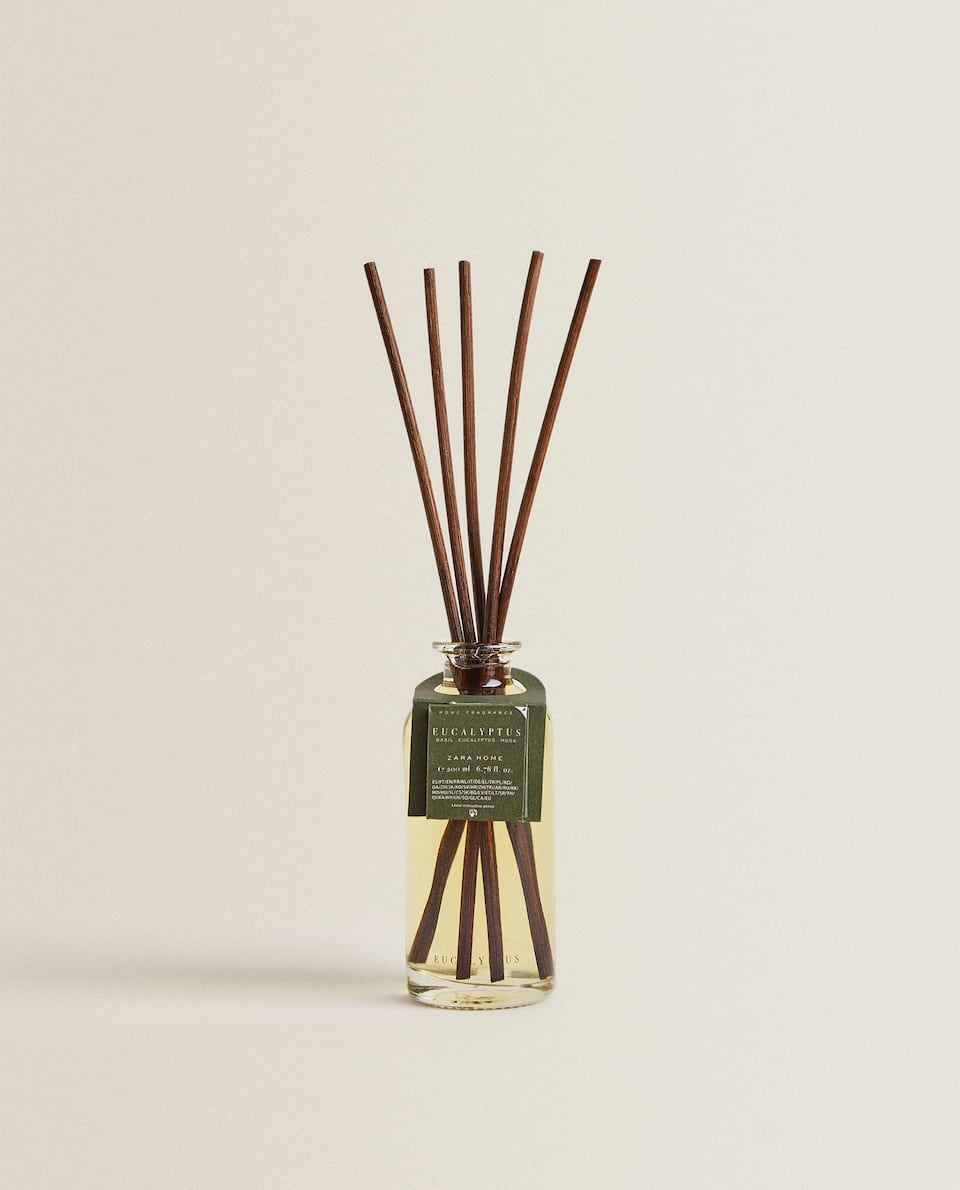 (200 ML) DIFUSOR EN STICKS EUCALYPTUS