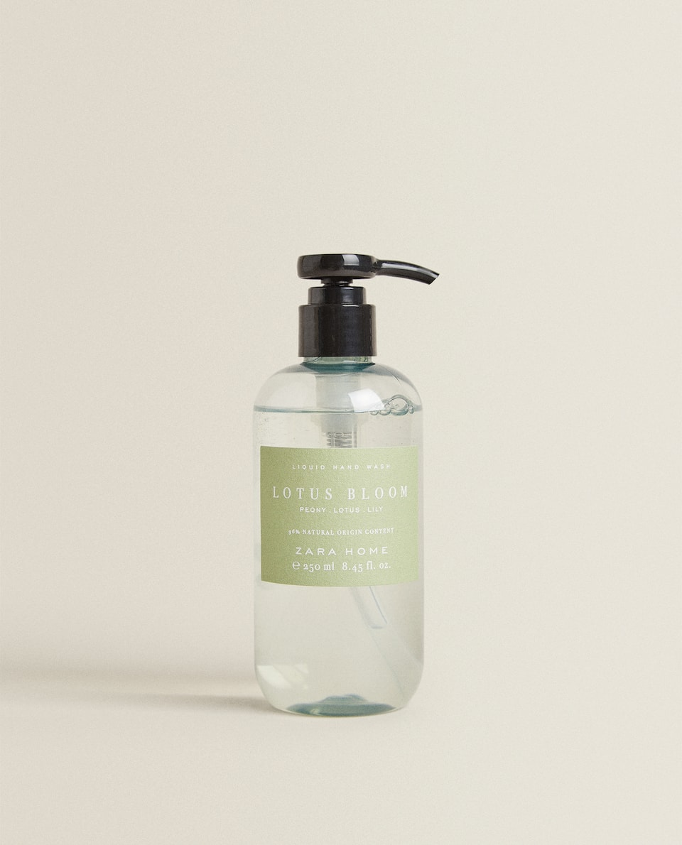 (250 ML) LOTUS BLOOM LIQUID HAND SOAP