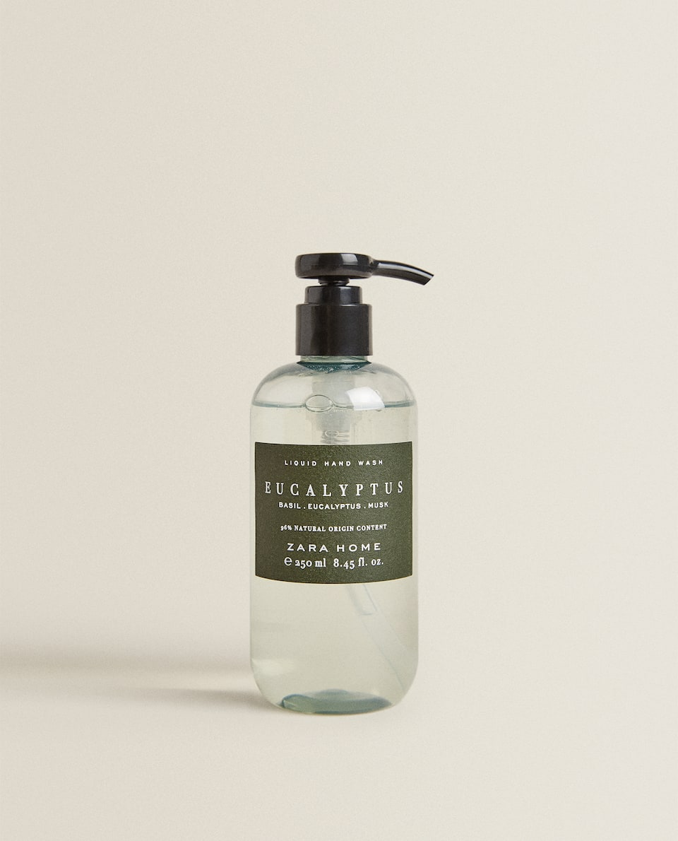 (250 ML) EUCALYPTUS LIQUID HAND SOAP